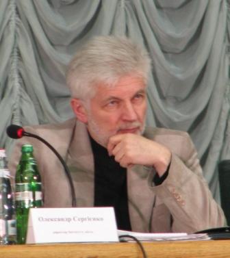Олександр Сергієнко, фото сайту Ліски