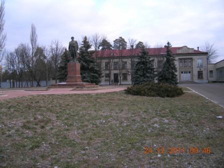 5. Площа перед заводом, ДВРЗ