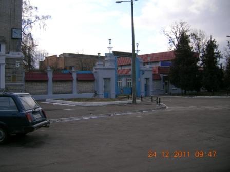 6. Прохідна заводу, ДВРЗ