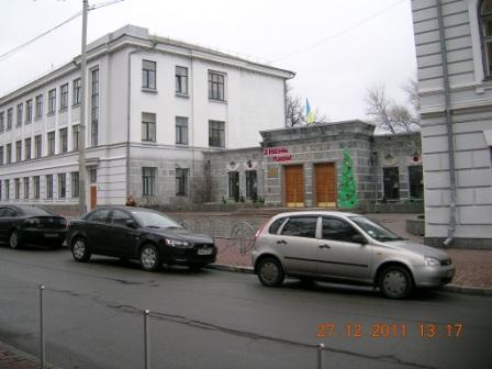 10. Ліцей Поділ, побудовано до 1811р.