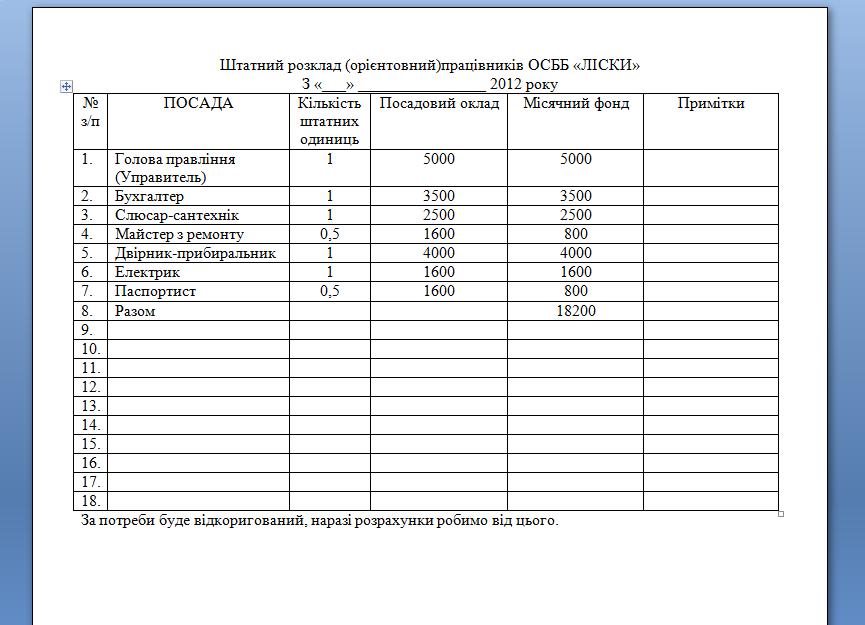 Лінк на документи у форматі ms word