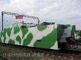 Бронелокомотив 'Козьма Мінін', 2009 рік