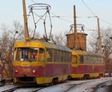 Розклад руху трамваїв на ДВРЗ