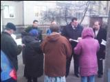 Зустріч депутата Київради з мешканцями ДВРЗ