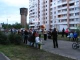 Зустріч Ксенії  Ляпіної з виборцями ДВРЗ