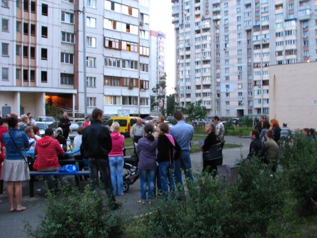ДВРЗ. Зустріч Ксенії Ляпіної з виборцями