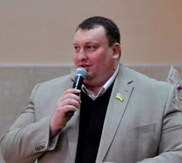 Депутат Київради Павло Тесленко