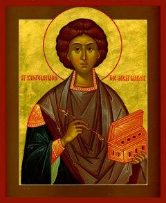 День св.вмч і цілителя Пантелеймона